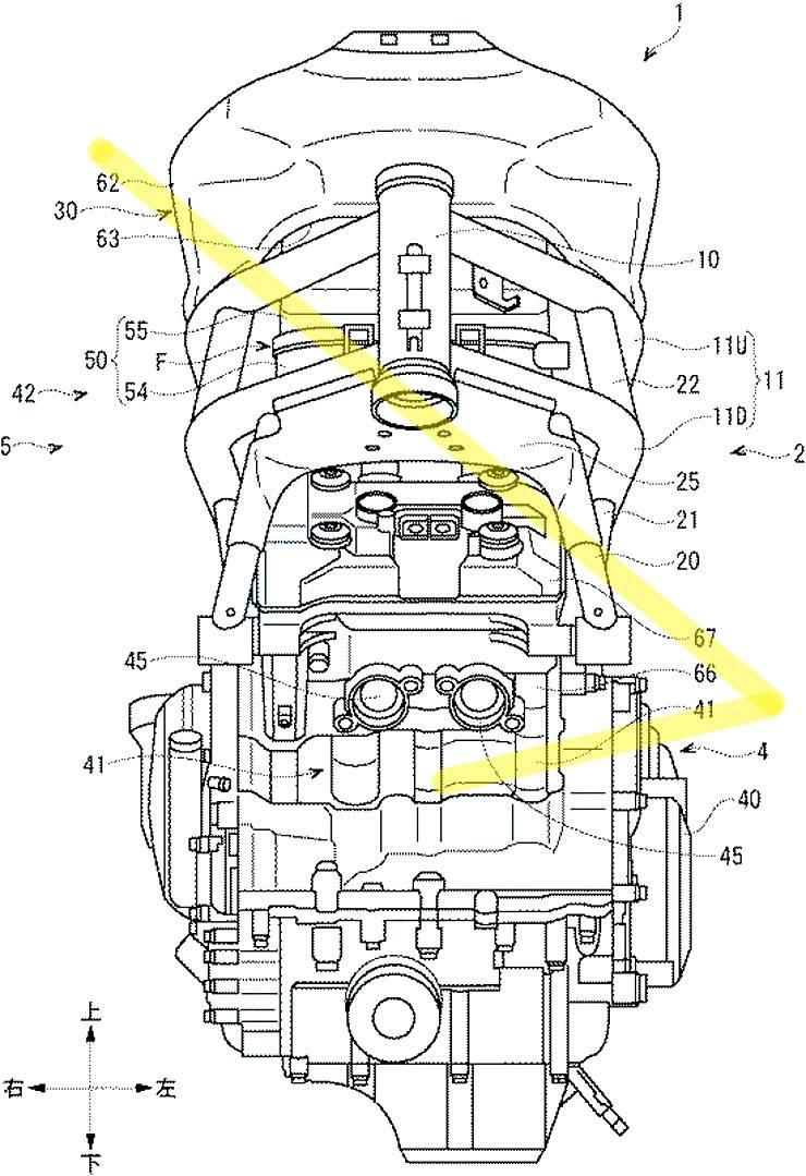 patent suzuki gsx-r250 2019 4