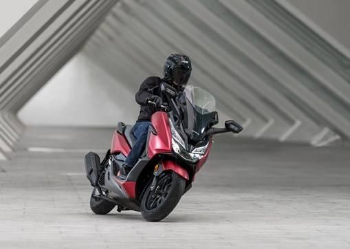 Honda Forza 125 2018 Rilis di Eropa, Desainnya Mirip Forza