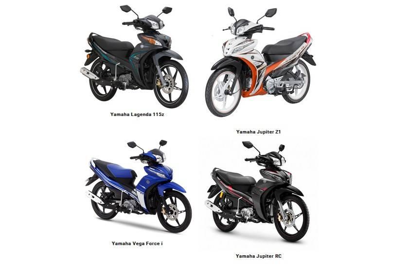 Perbedaan Nama Motor Bebek (Moped) Di Beberapa Negara di