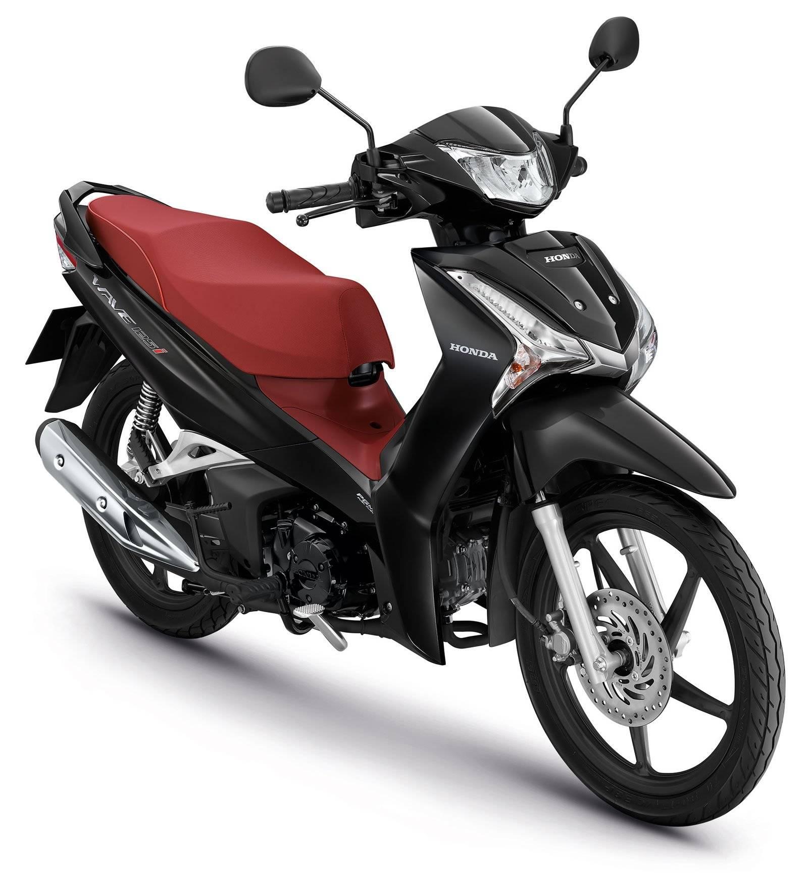 Honda Supra X 125 Facelift Rilis Di Thailand Makin Futuristik