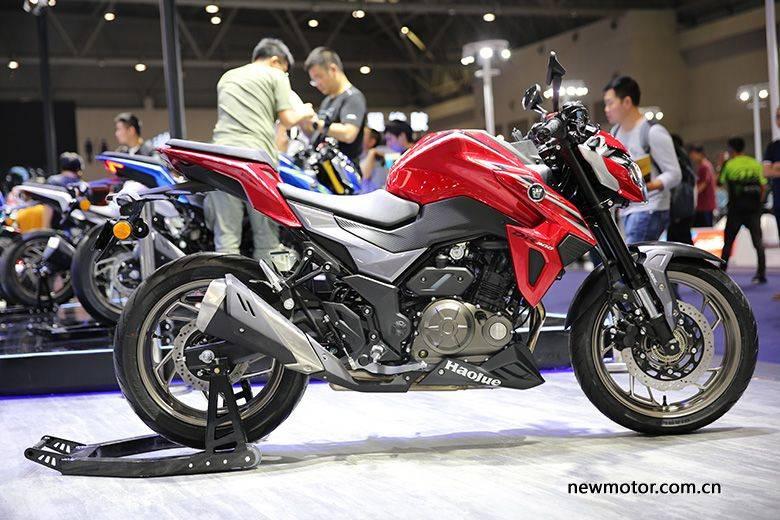 suzuki dr300 merah