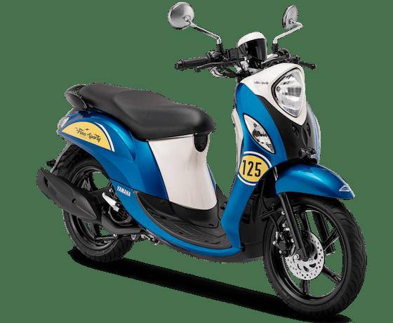 fino 125 2019 classic blue