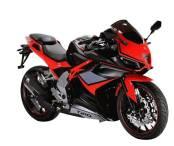taro gp one 2018 150cc merah