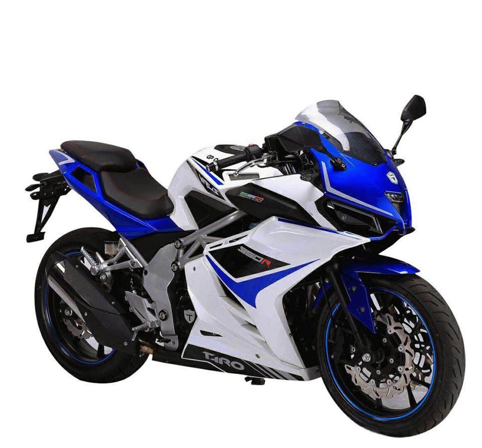taro gp one 2018 350 biru