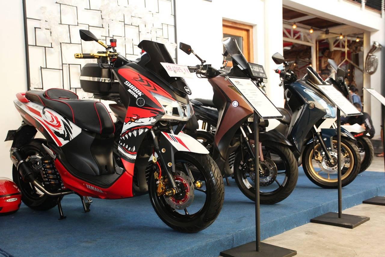 Top Bengkel Modifikasi Motor Vixion Makassar 2019 Inomodifikasi