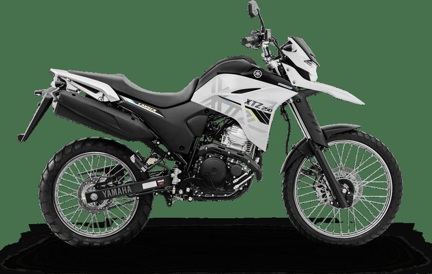 yamaha lander xtz 250 2019 putih