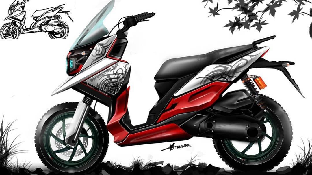 Prediksi Motor Baru Yamaha Tahun 2019 Nanti Warungasep