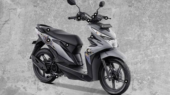 Ada Honda Beat Street Warna Silver 2019 Harga Cuma Rp 16jutaan Warungasep