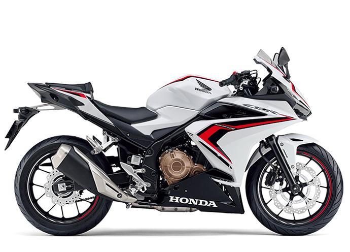 cbr400r 2019 japan putih