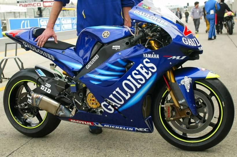 Yamaha M1 2003