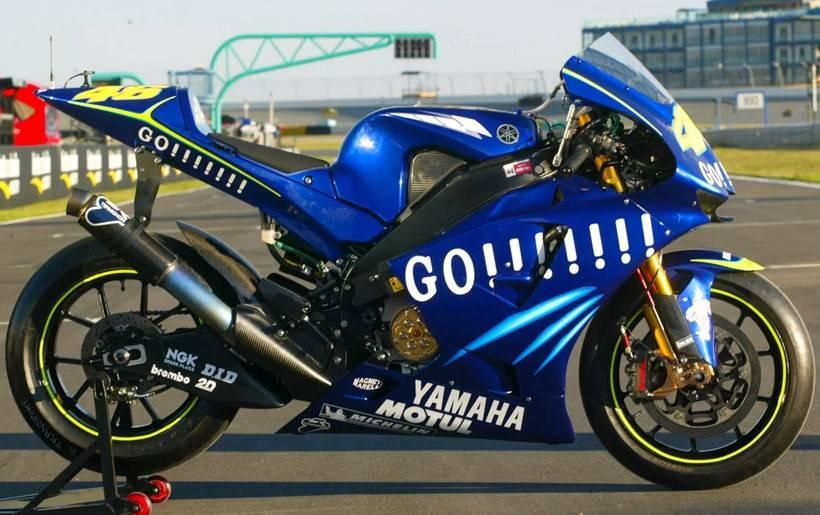 Yamaha M1 2004