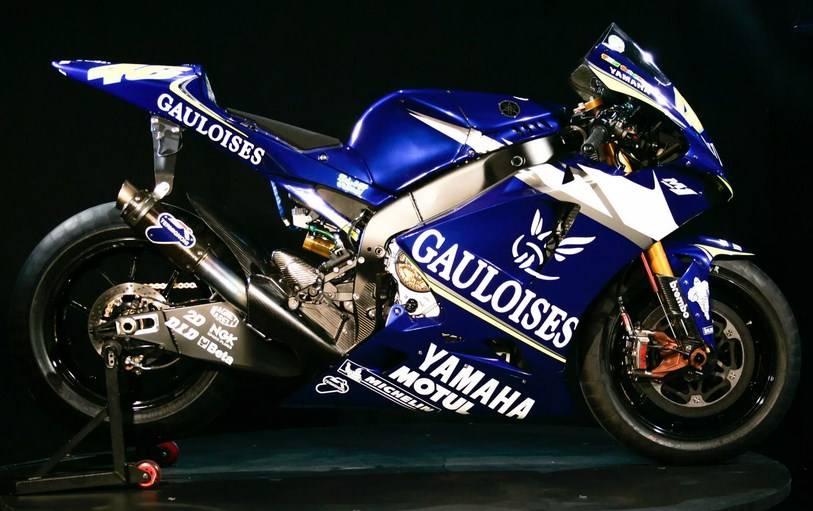 Yamaha M1 2005