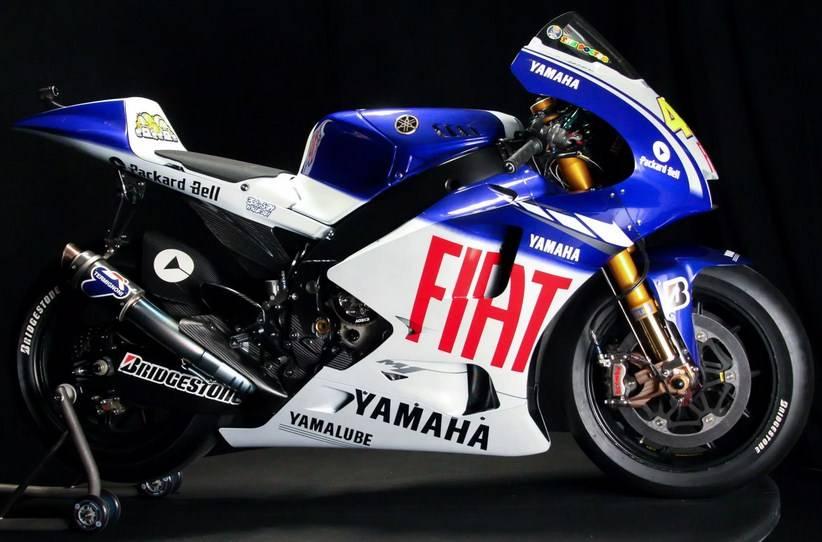 Yamaha M1 2009