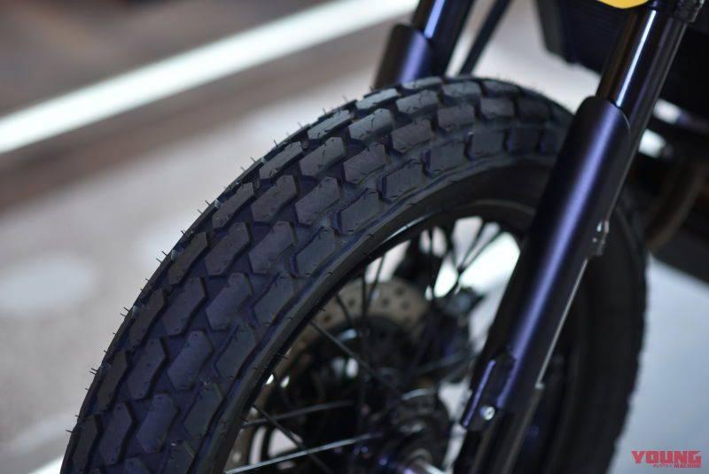 modifikasi yamaha xsr155 dirt tracker 8