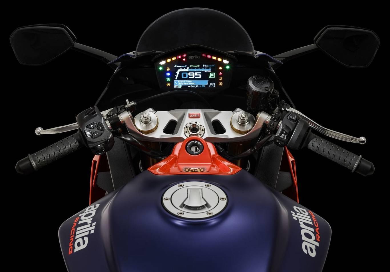 aprilia rs660 2020 speedo