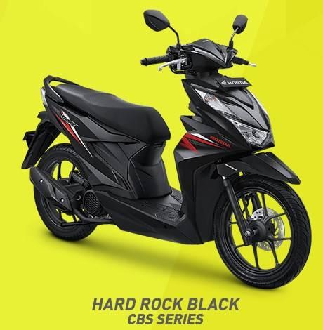 9 Pilihan Warna All New Honda Beat Esp Versi 2020 Foto Studio