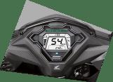 panel speedo digital honda dio 2020