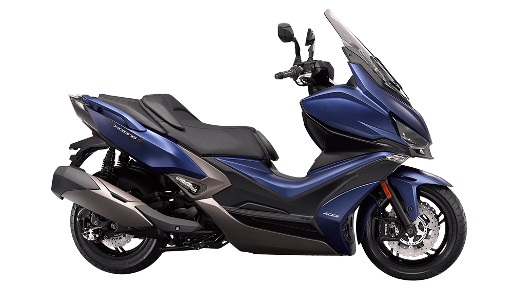 kymco xciting s400 2020 8