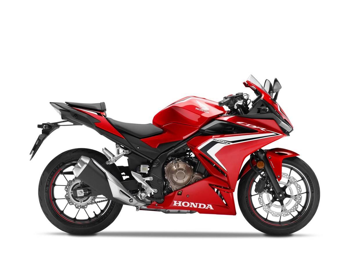 2021 Honda CBR500R