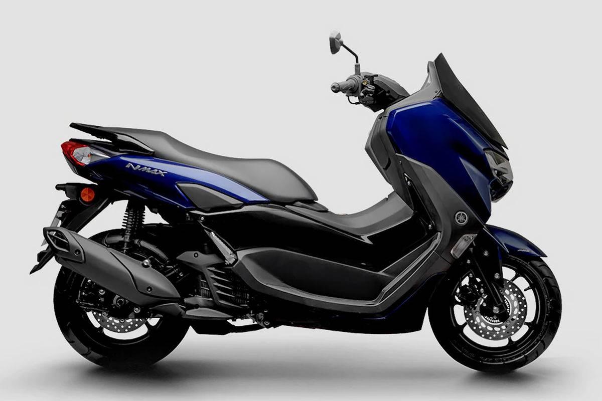 Yamaha Nmax 160 2021 2