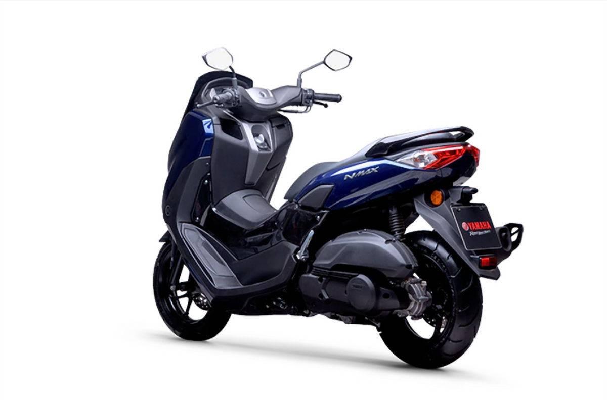 Yamaha Nmax 160 2021 21