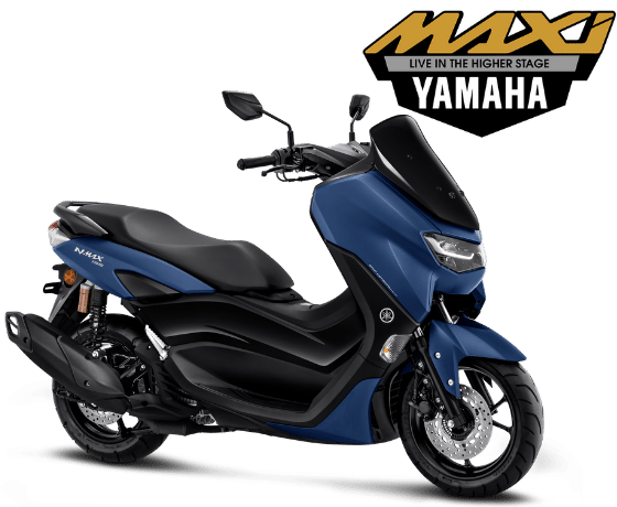 Yamaha Nmax 2021 biru mamat
