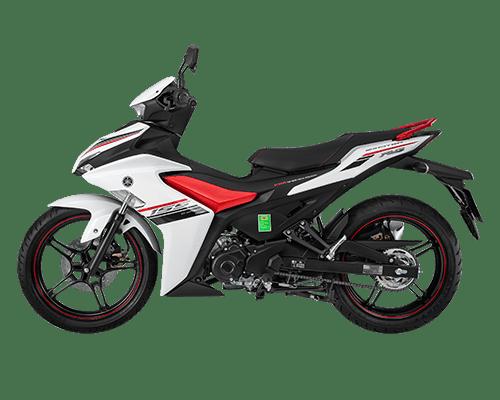 Yamaha Exciter 155 putih