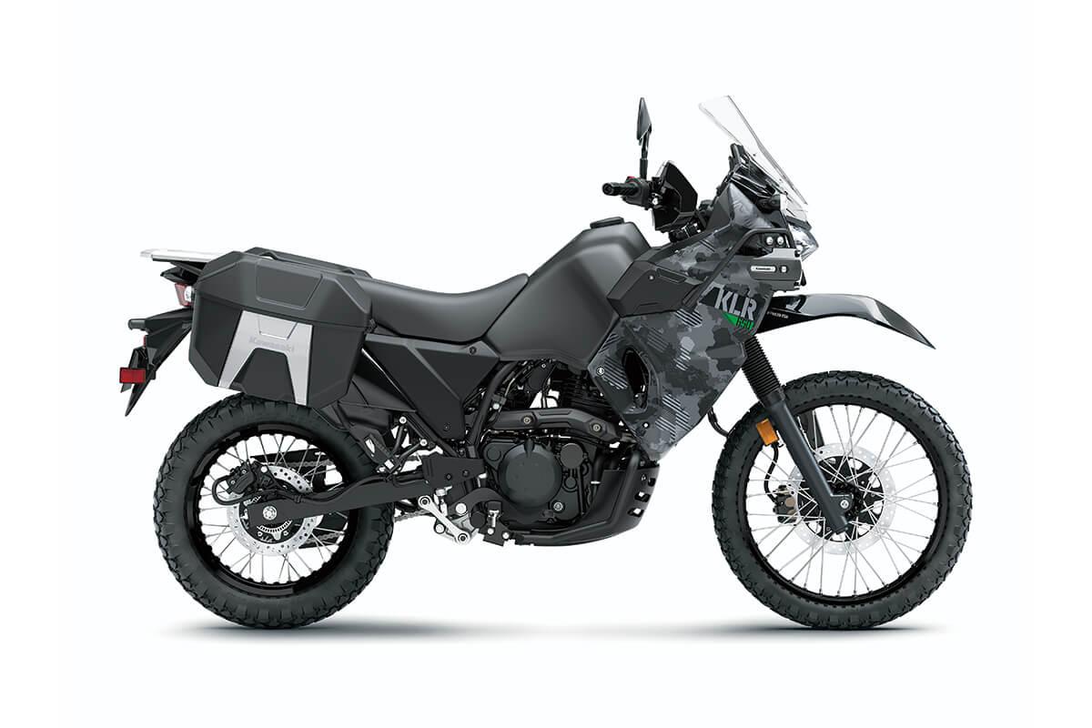 Kawasaki KLR650 2022 adventure