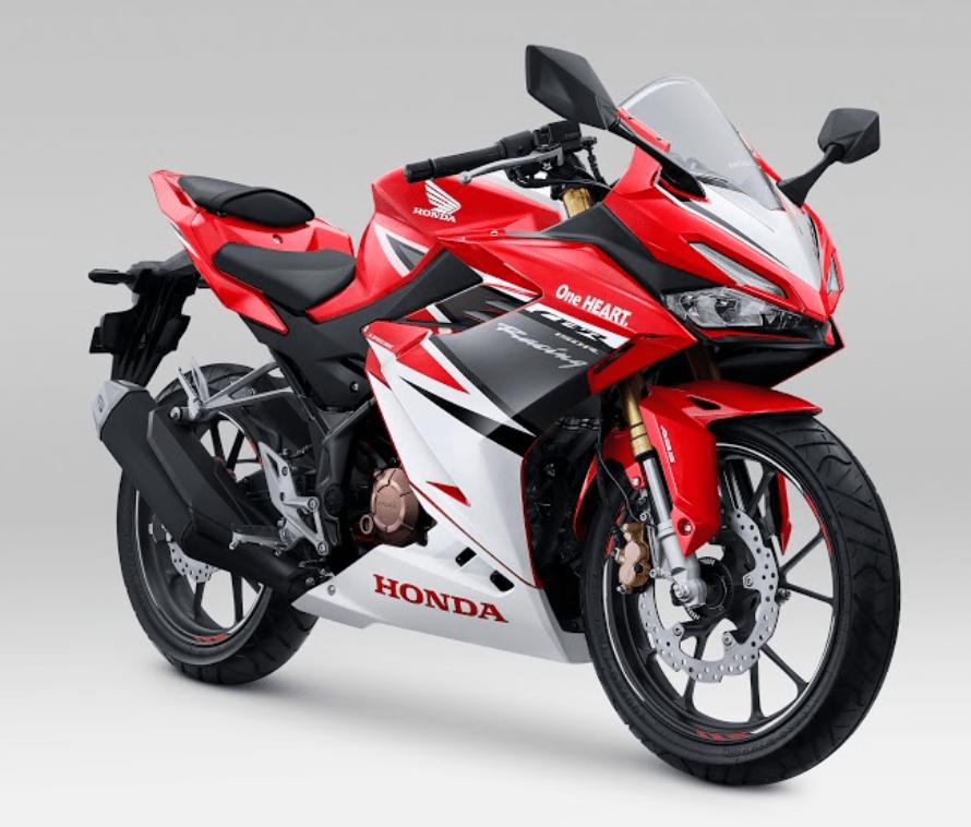 cbr150r 2021 red racing