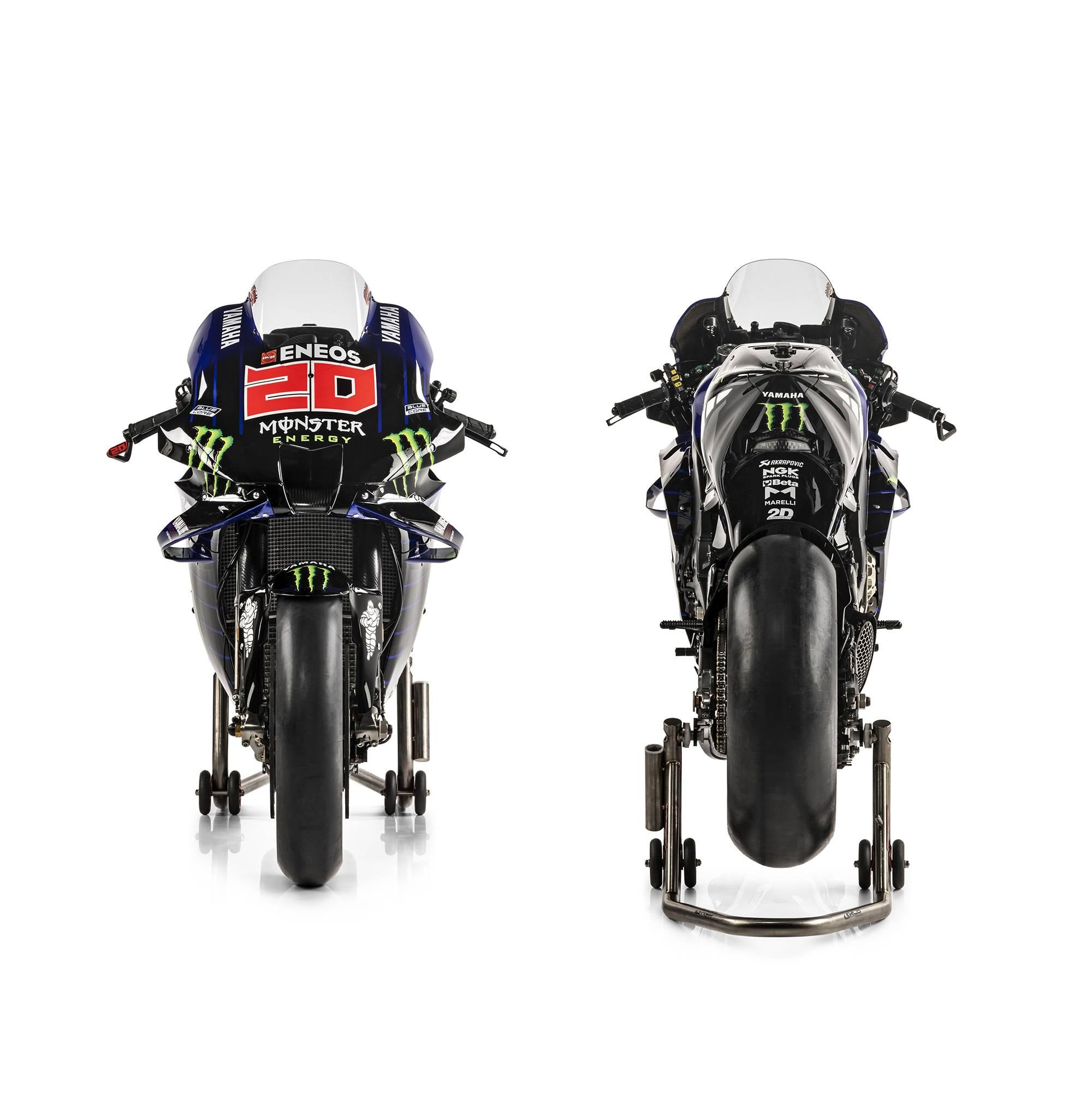 Yamaha YZRM1 2021