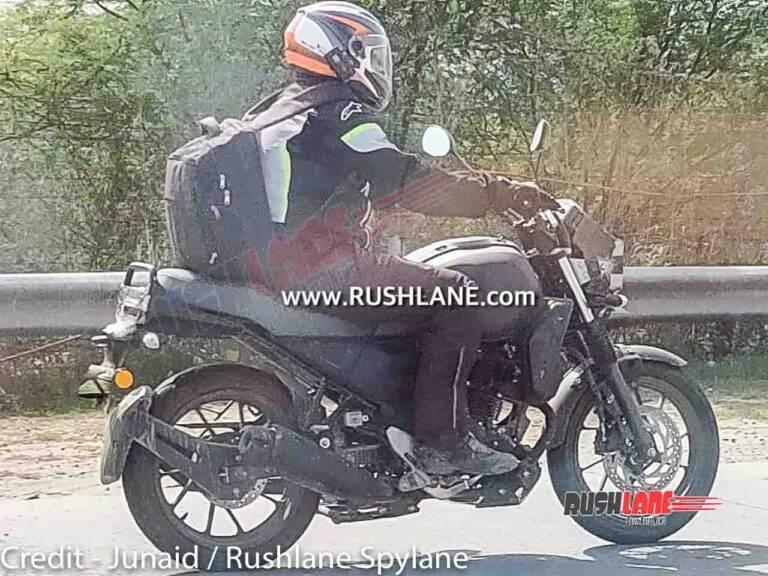 Yamaha XSR250 India 1