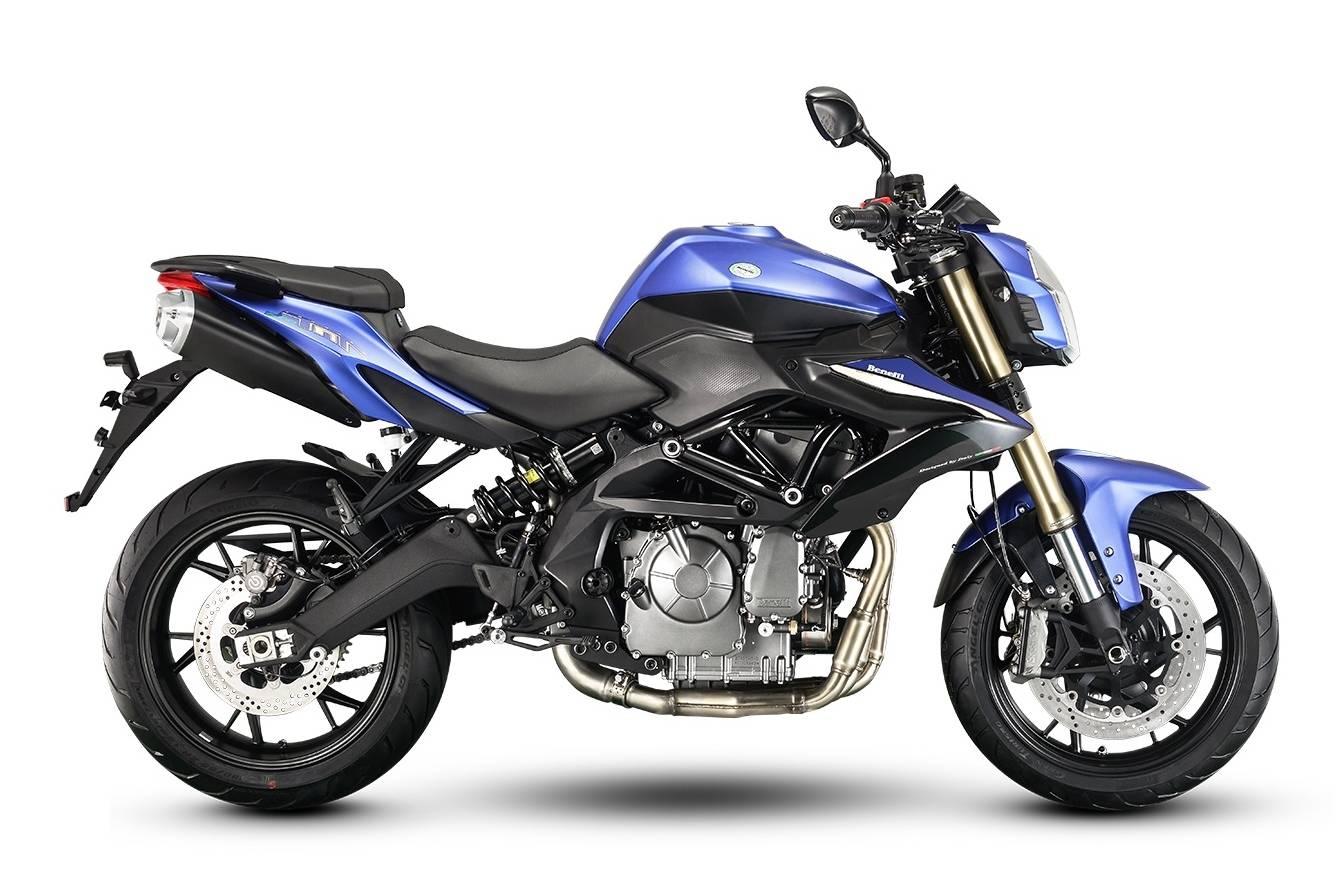 Benelli TNT600 2021 biru
