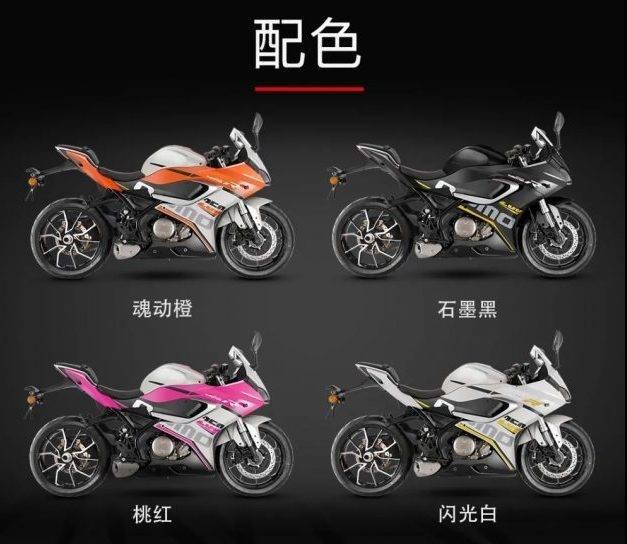250cc qjmotor
