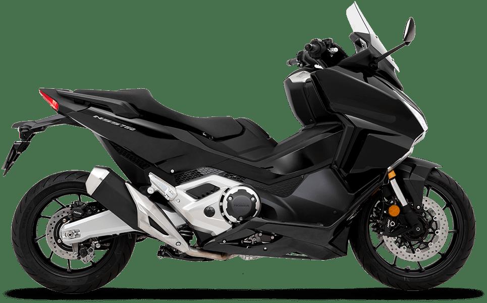 Honda NSS750 2021 HITAM