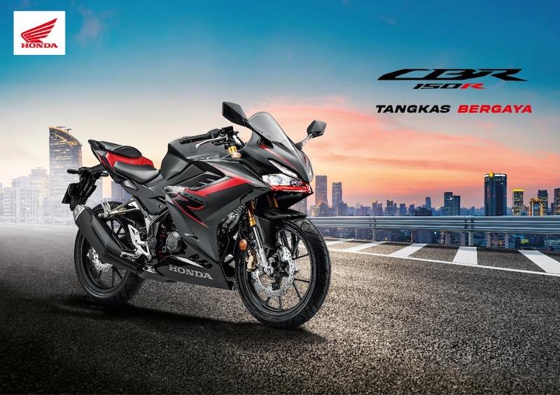 Honda CBR150R 2021 Malaysia 1