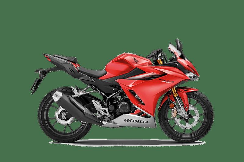 Honda CBR150R 2021 Malaysia merah