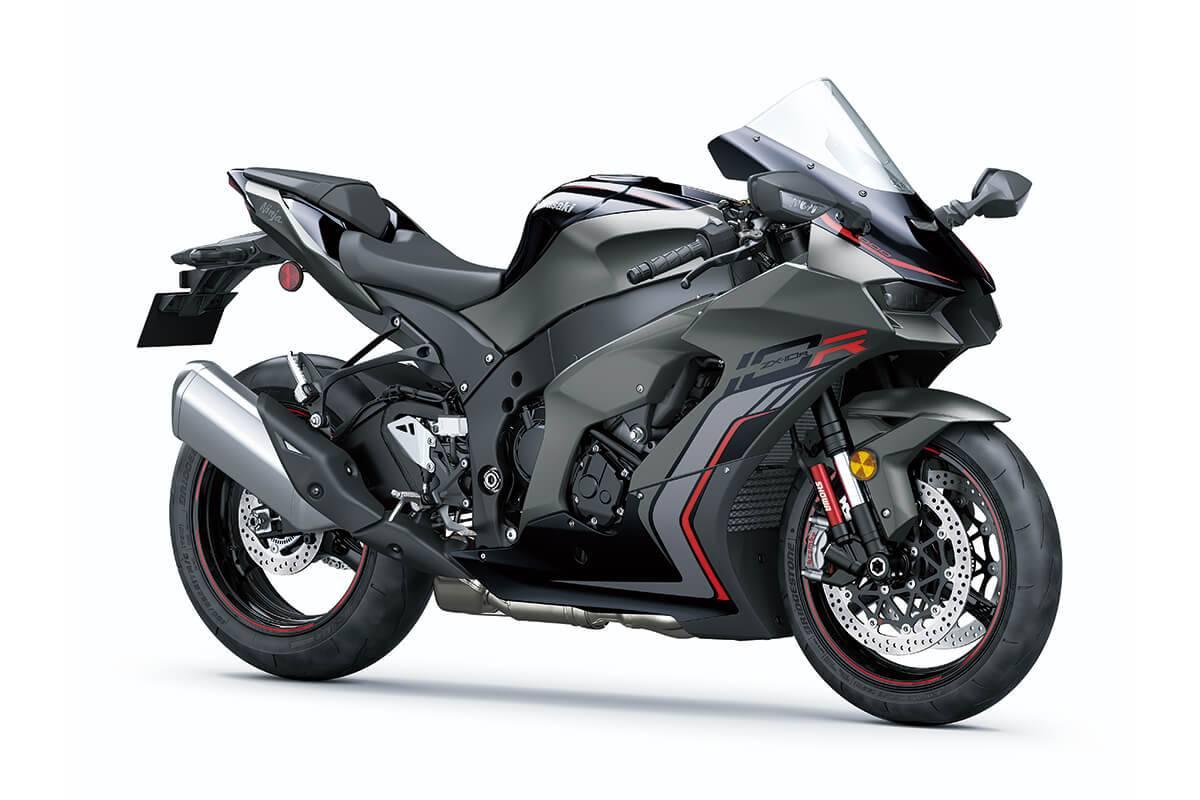 Kawasaki ZX10R 2022 HITAM