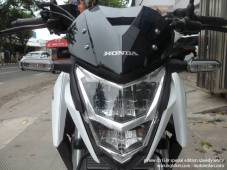Honda New CB150R Spesial Edition Speedy White (20)