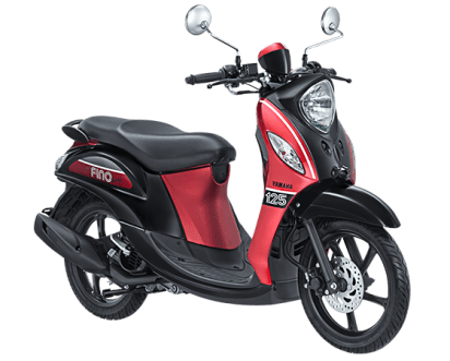 New Fino Sporty Sprint Red