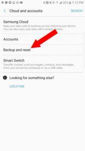 Cara Soft Reset dan Hard Reset Samsung Galaxy Note 7