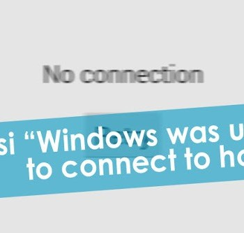 "Cara Mengatasi ""Windows was Unable to Connect to Hotspot"""