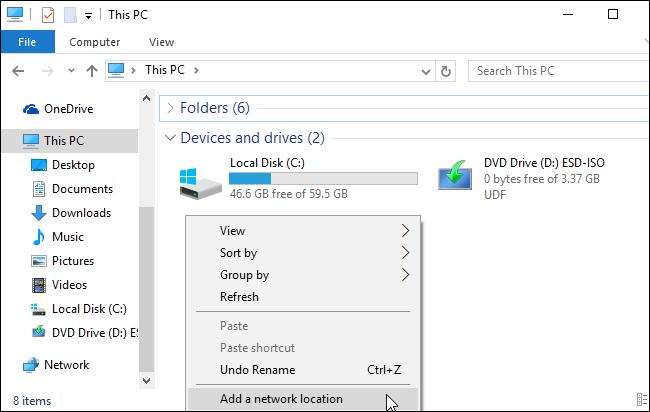 Cara Terhubung ke Server FTP pada Windows tanpa Extra Software