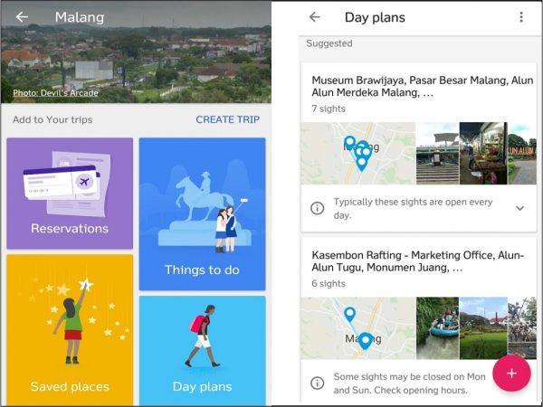 google trips,aplikasi google trips,google trips app,google trips review,liburan jadi lebih mudah