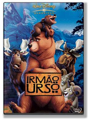 Poster do filme Irmão urso