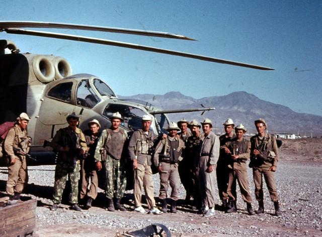 Hubschrauber in Afghanistan.