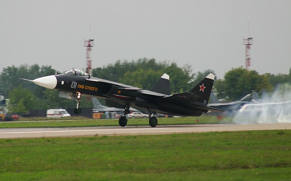 UZ-47 Takeoff