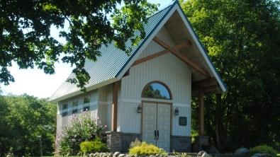 St Paul Chapel header