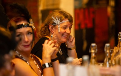 Do you turn up to your work's party knowing what to expect?