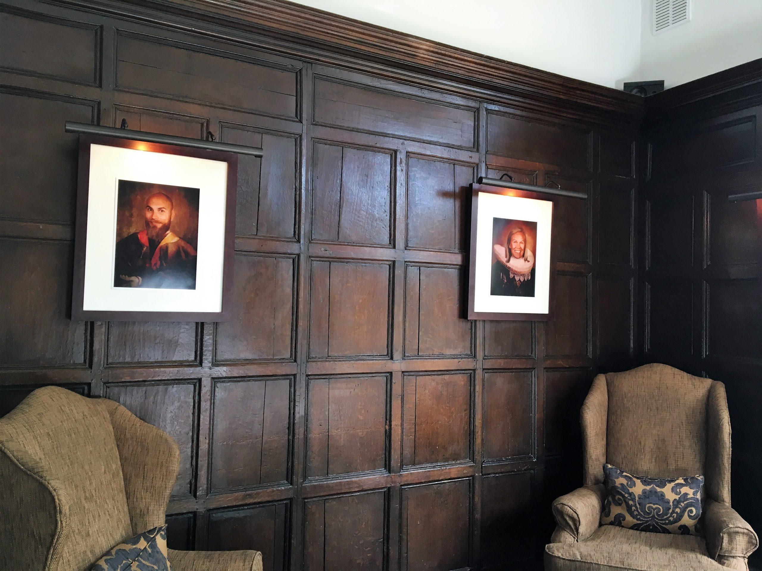 Alveston Manor portrait take over 2