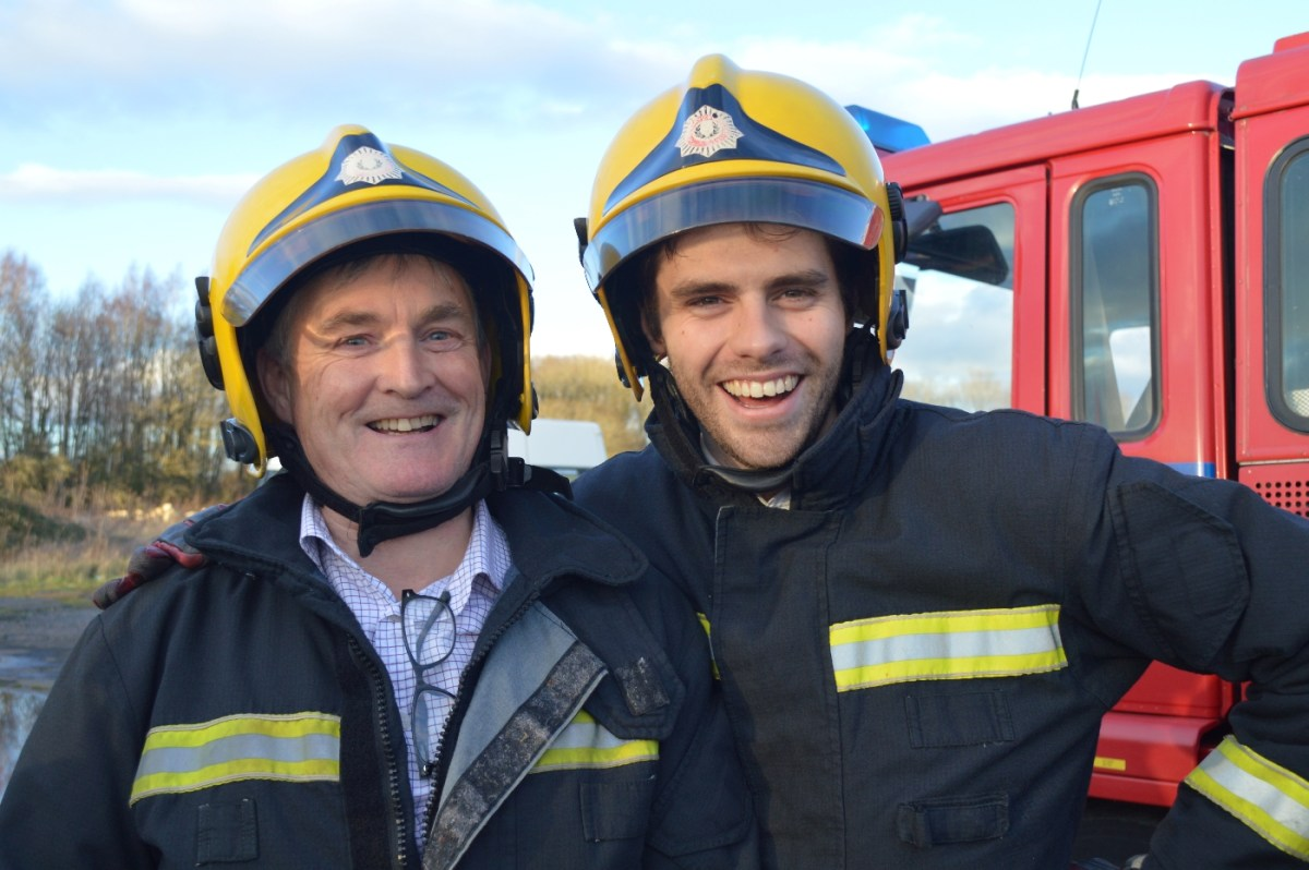 Team fire fighters